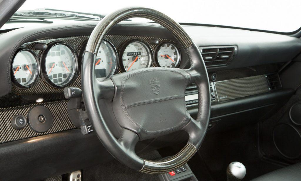 Porsche 911 993 Turbo S For Sale - Interior 2