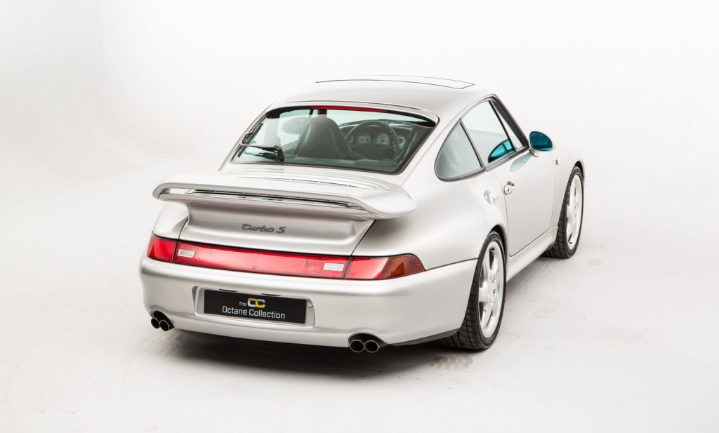 Porsche 911 993 Turbo S For Sale - Exterior 11