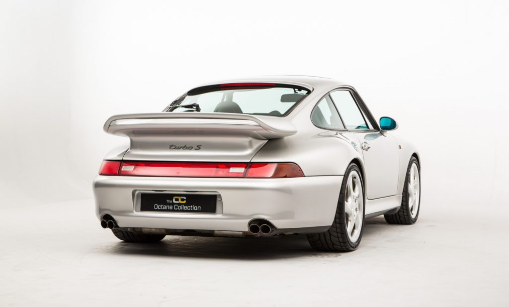 Porsche 911 993 Turbo S For Sale - Exterior 10