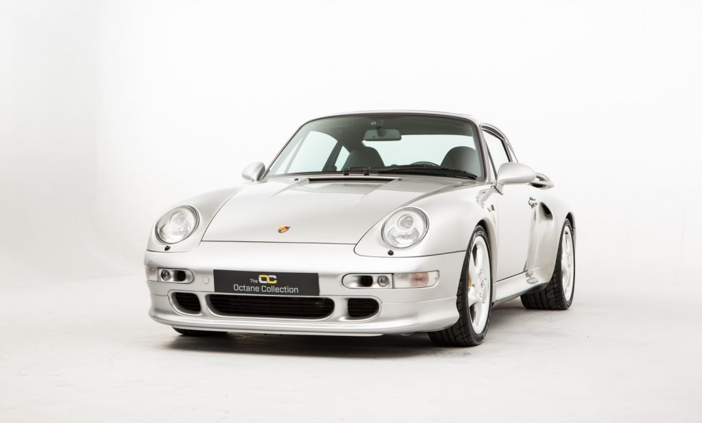 Porsche 911 993 Turbo S For Sale - Exterior 2