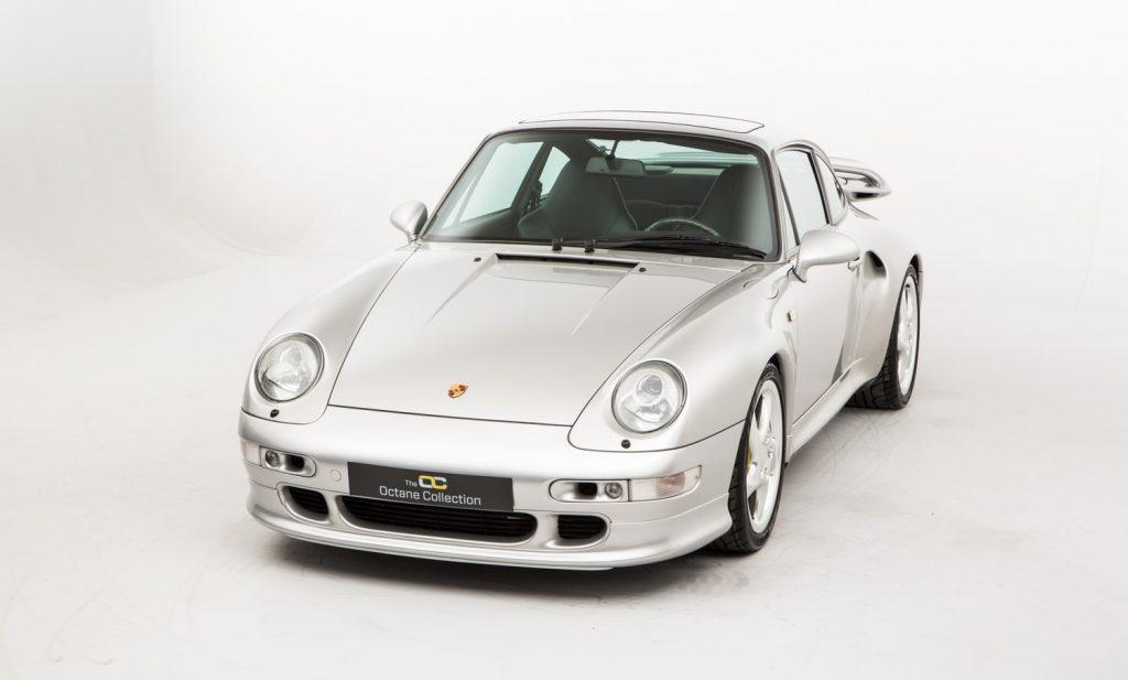 Porsche 911 993 Turbo S For Sale - Exterior 3