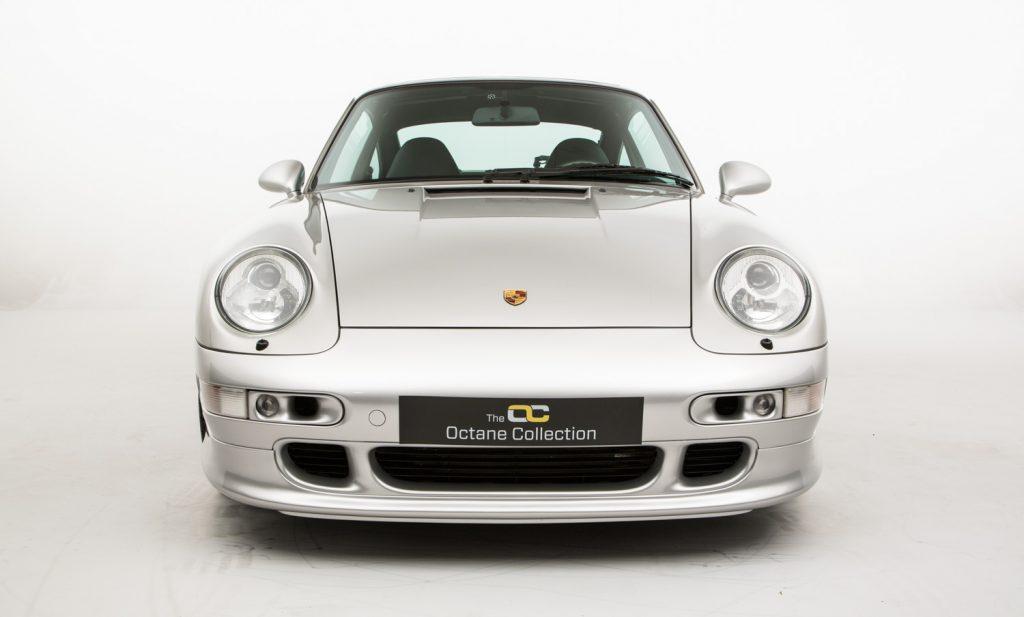 Porsche 911 993 Turbo S For Sale - Exterior 5