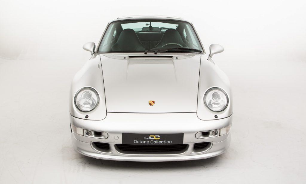 Porsche 911 993 Turbo S For Sale - Exterior 4