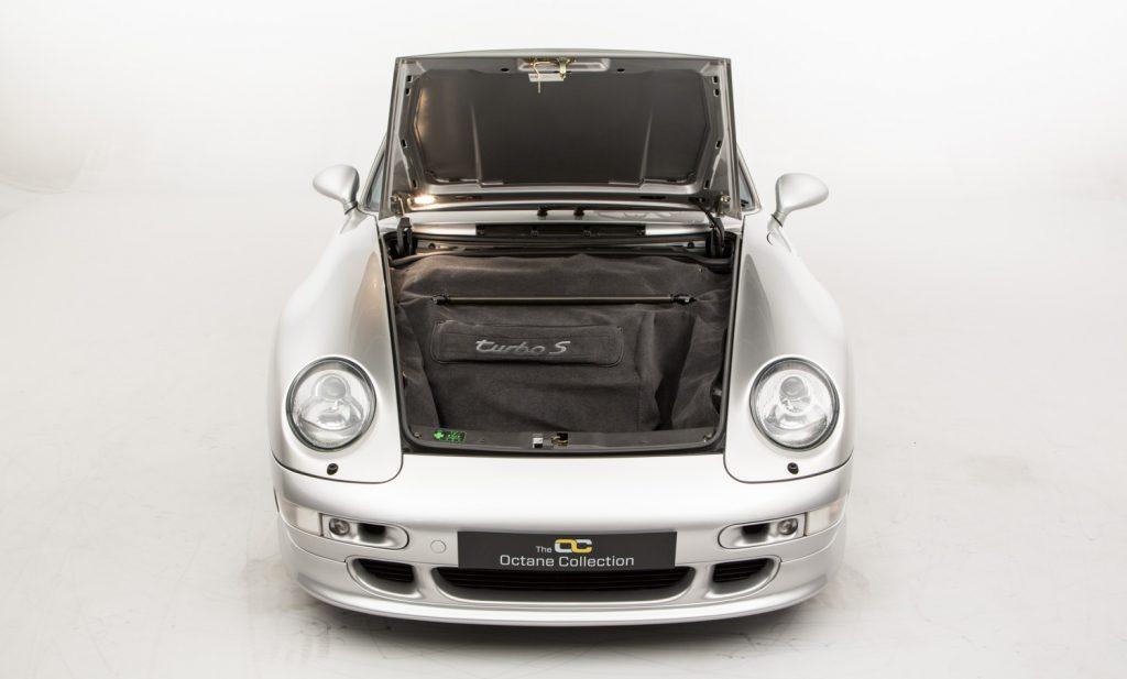 Porsche 911 993 Turbo S For Sale - Interior 9