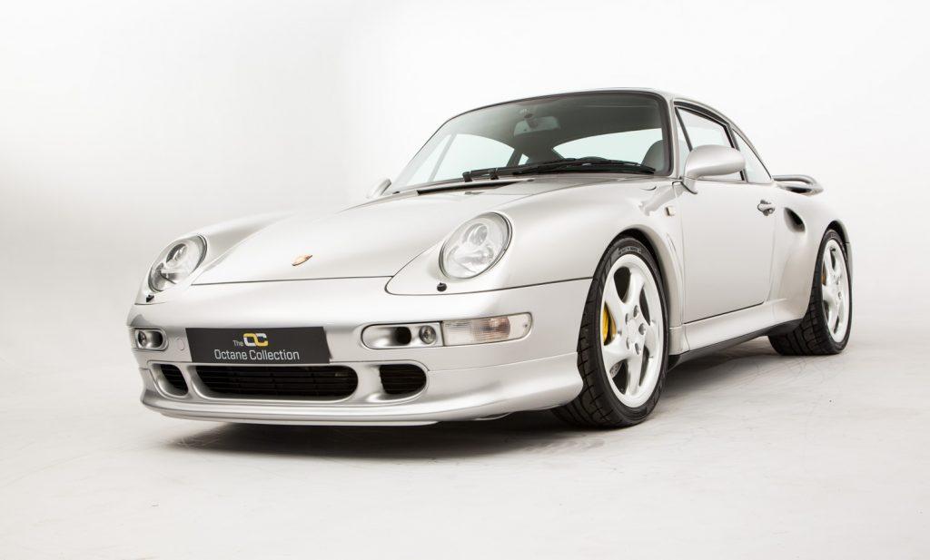 Porsche 911 993 Turbo S For Sale - Exterior 1