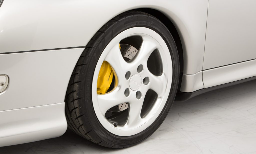 Porsche 911 993 Turbo S For Sale - Wheels, Brakes and Tyres 3