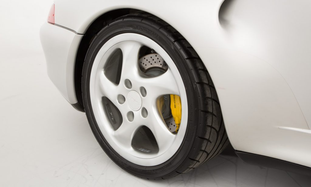 Porsche 911 993 Turbo S For Sale - Wheels, Brakes and Tyres 2