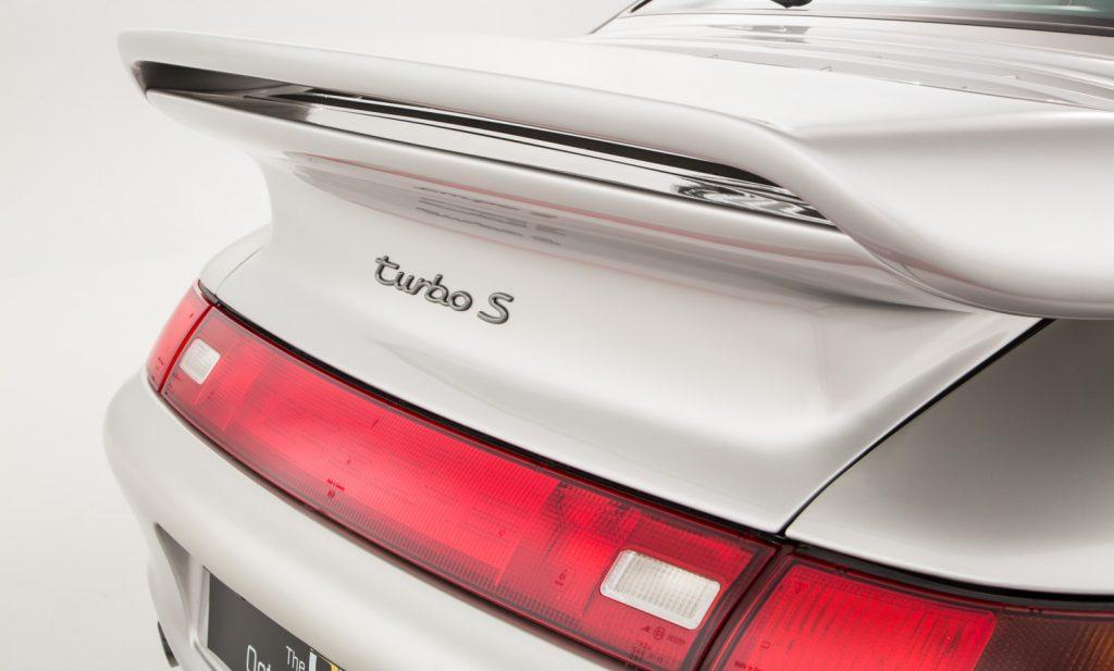 Porsche 911 993 Turbo S For Sale - Exterior 16