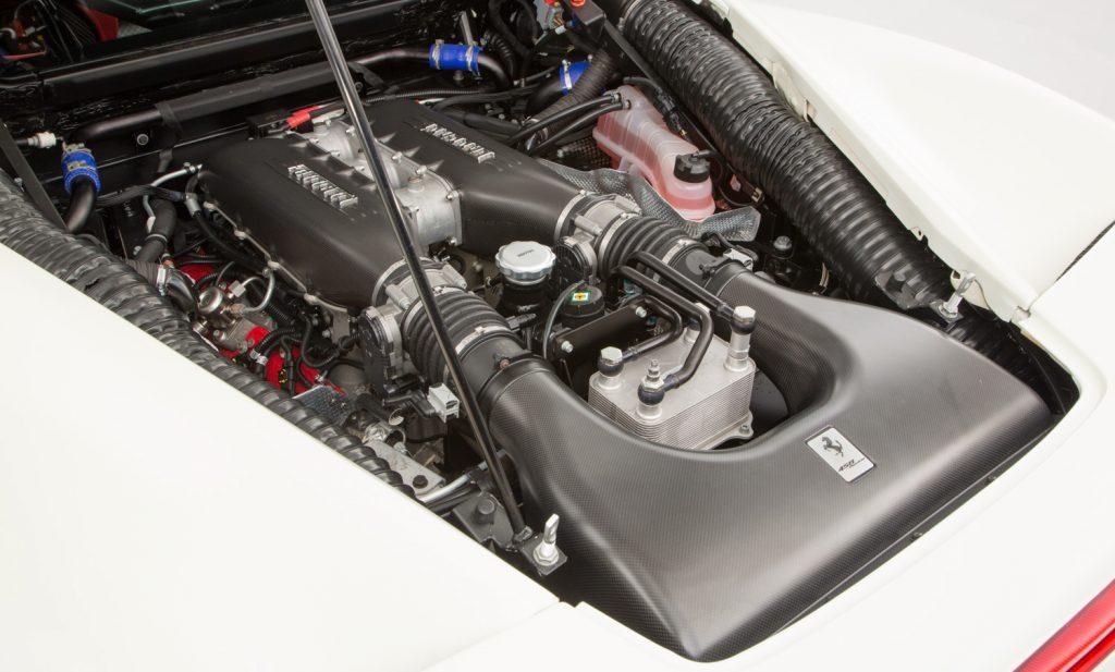 Ferrari 458 Challenge For Sale - Engine and Transmission 1