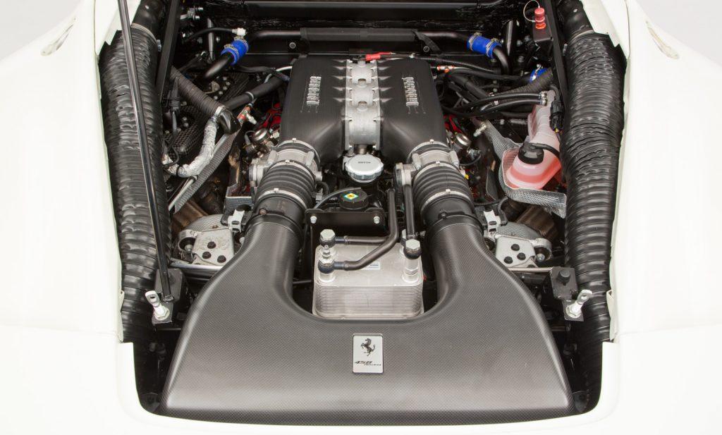 Ferrari 458 Challenge For Sale - Engine and Transmission 2