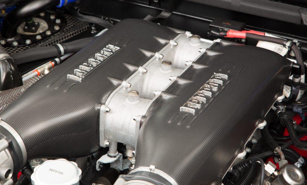 Ferrari 458 Challenge For Sale - Engine and Transmission 4