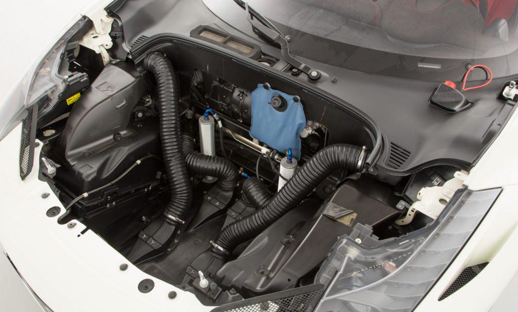 Ferrari 458 Challenge For Sale - Interior 6