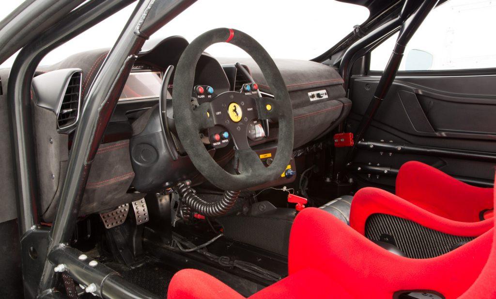 Ferrari 458 Challenge For Sale - Interior 3