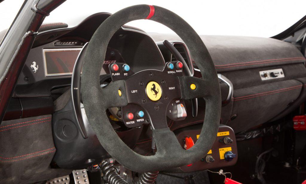 Ferrari 458 Challenge For Sale - Interior 4