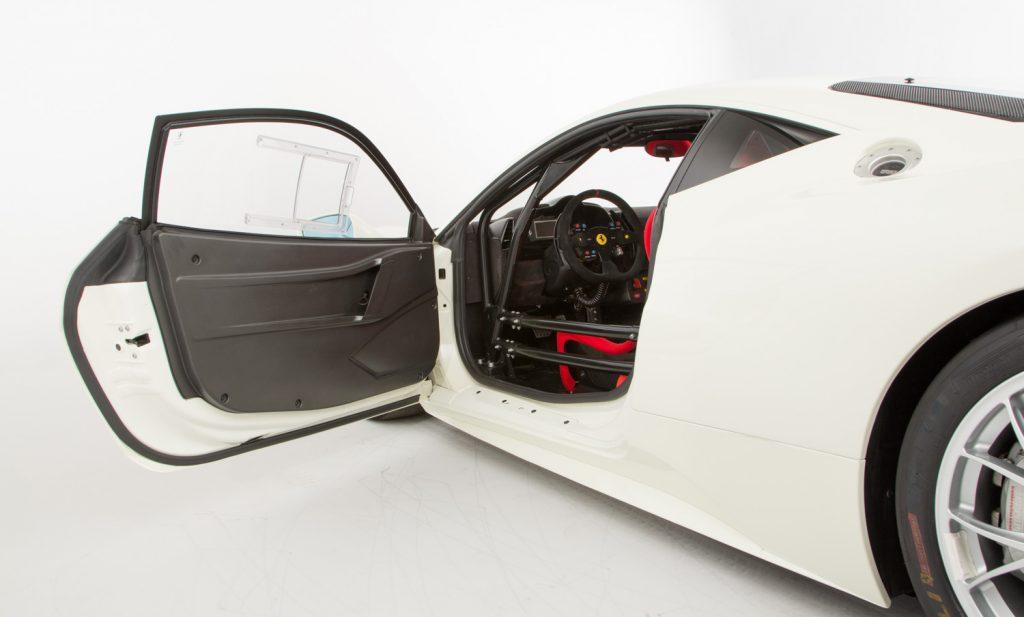 Ferrari 458 Challenge For Sale - Interior 7