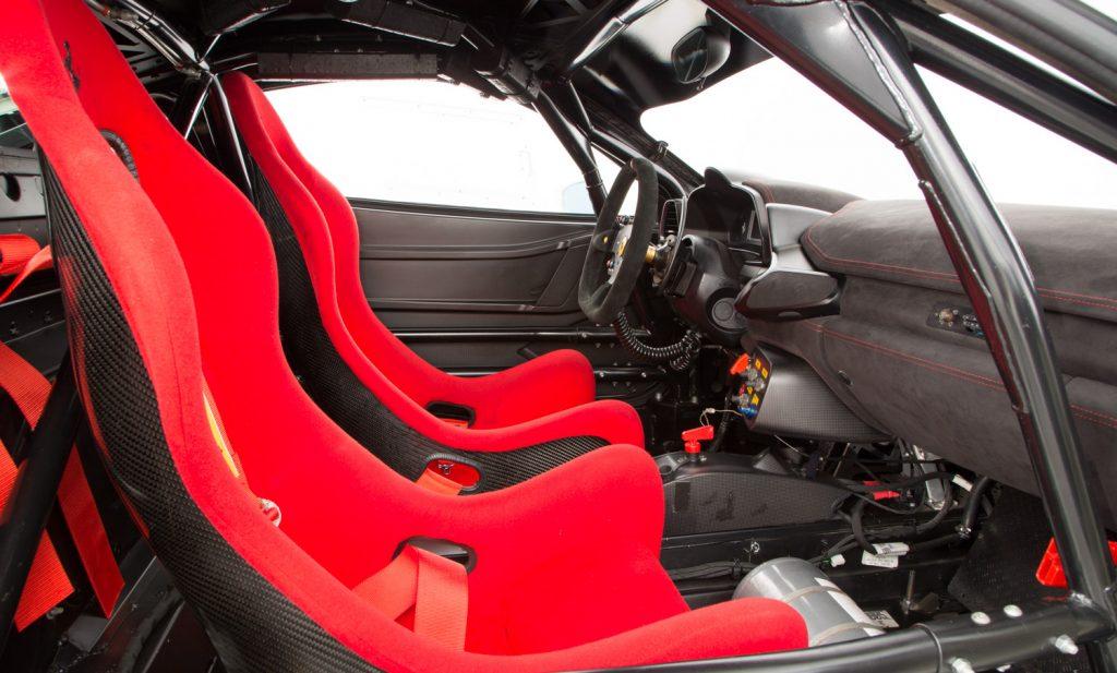 Ferrari 458 Challenge For Sale - Interior 1