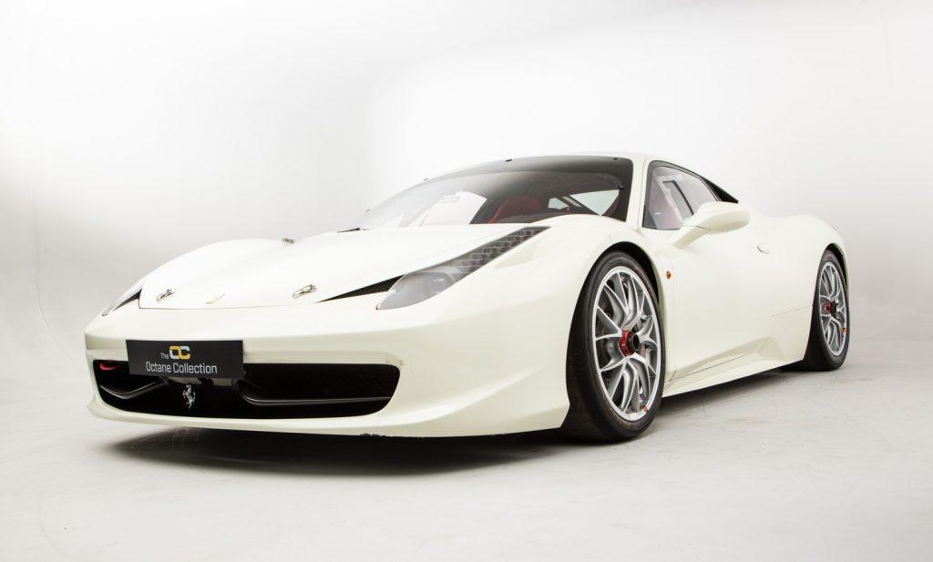 Ferrari 458 Challenge For Sale - Exterior 1