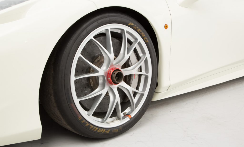 Ferrari 458 Challenge For Sale - Wheels, Brakes and Tyres 3
