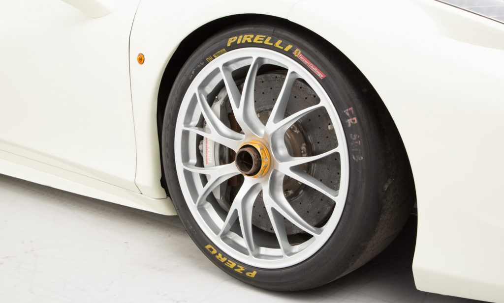 Ferrari 458 Challenge For Sale - Wheels, Brakes and Tyres 1