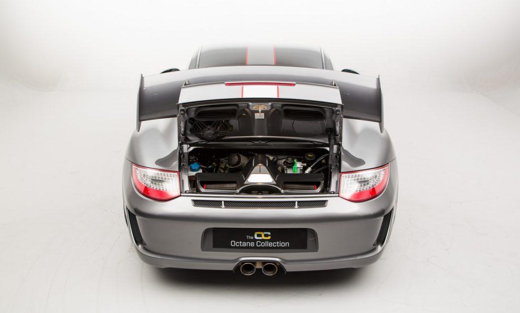 Porsche 911 GT3 RS 4L For Sale - Engine and Transmission 1