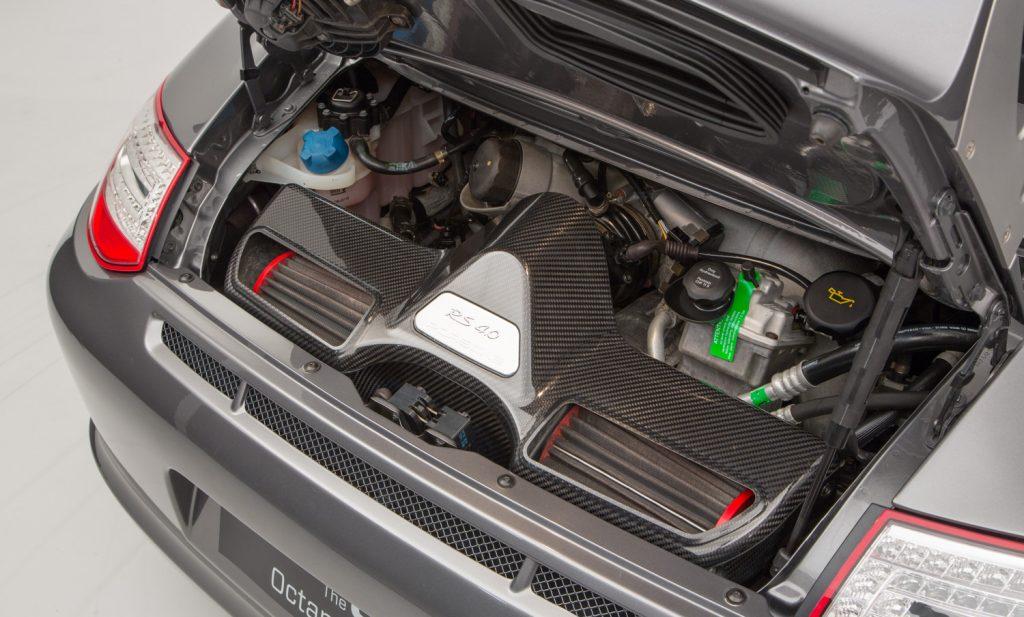 Porsche 911 GT3 RS 4L For Sale - Engine and Transmission 2