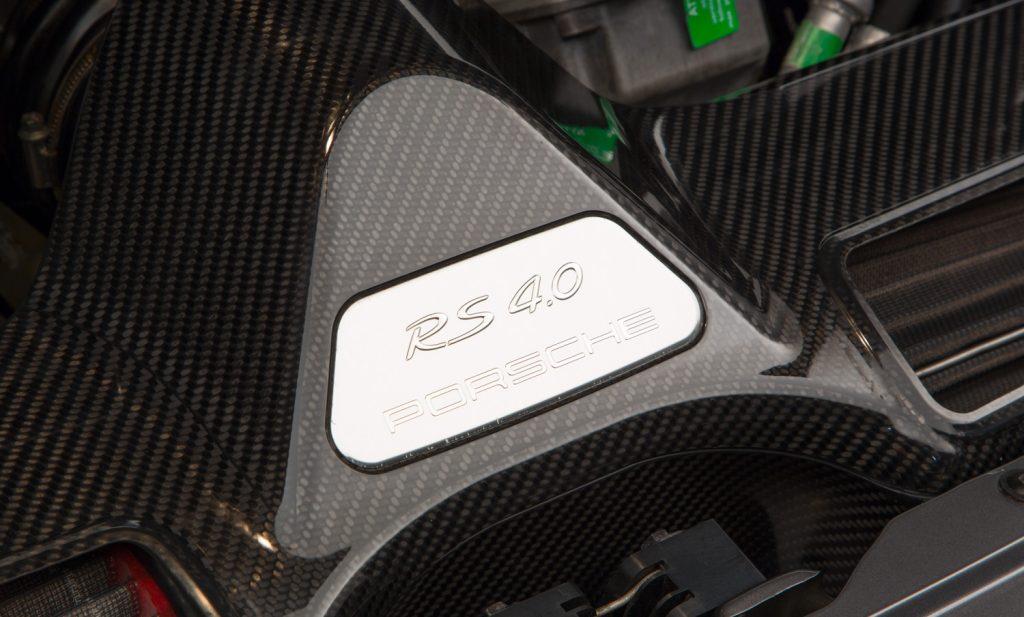 Porsche 911 GT3 RS 4L For Sale - Engine and Transmission 4