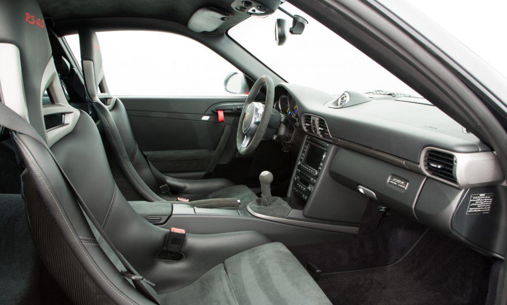 Porsche 911 GT3 RS 4L For Sale - Interior 1