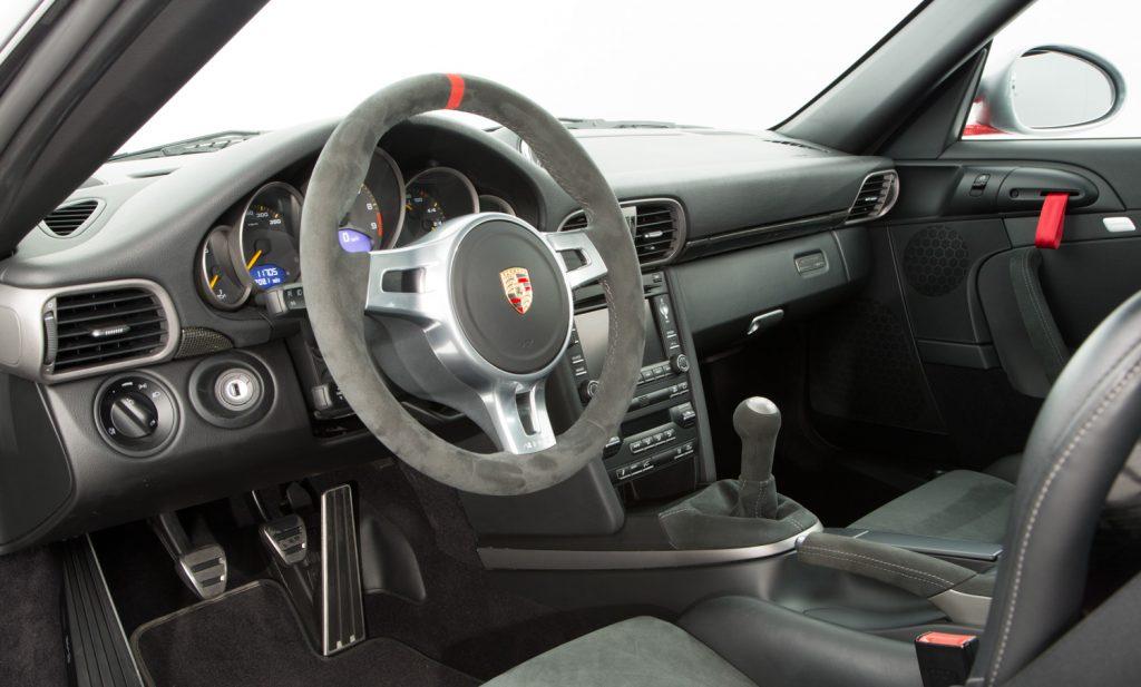 Porsche 911 GT3 RS 4L For Sale - Interior 7