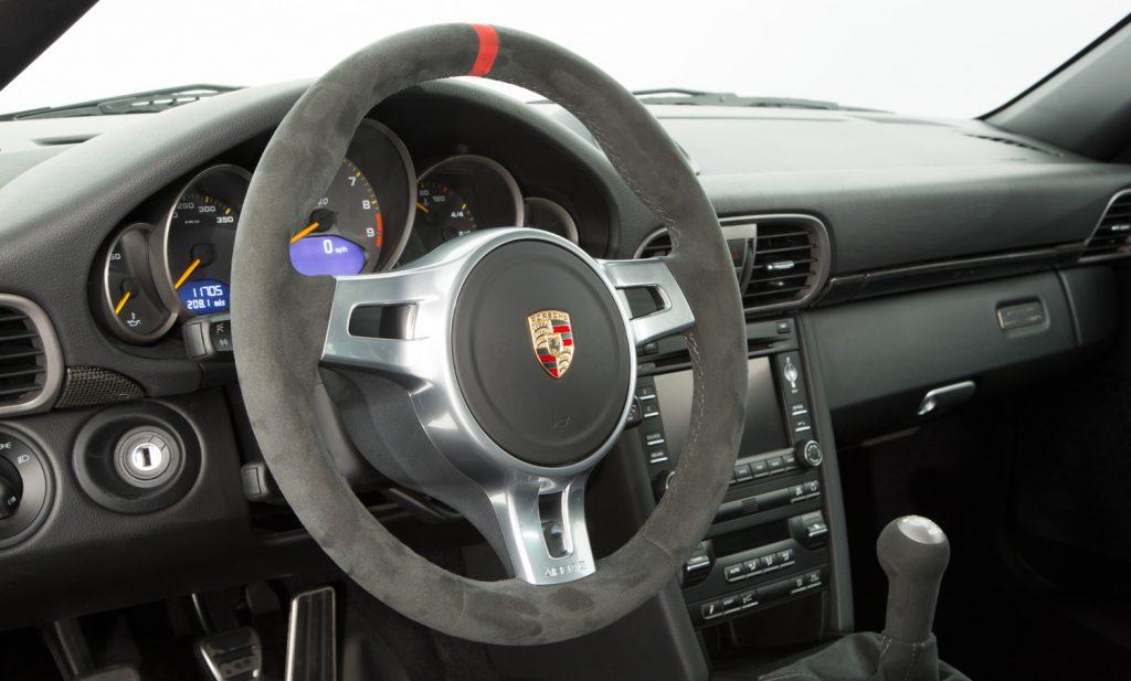 Porsche 911 GT3 RS 4L For Sale - Interior 8