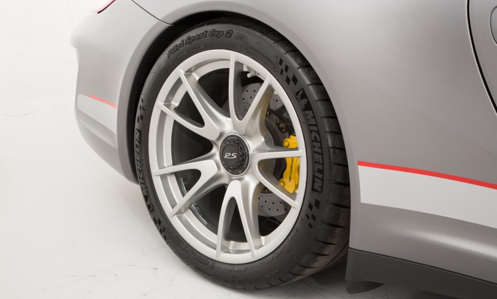 Porsche 911 GT3 RS 4L For Sale - Wheels, Brakes and Tyres 2