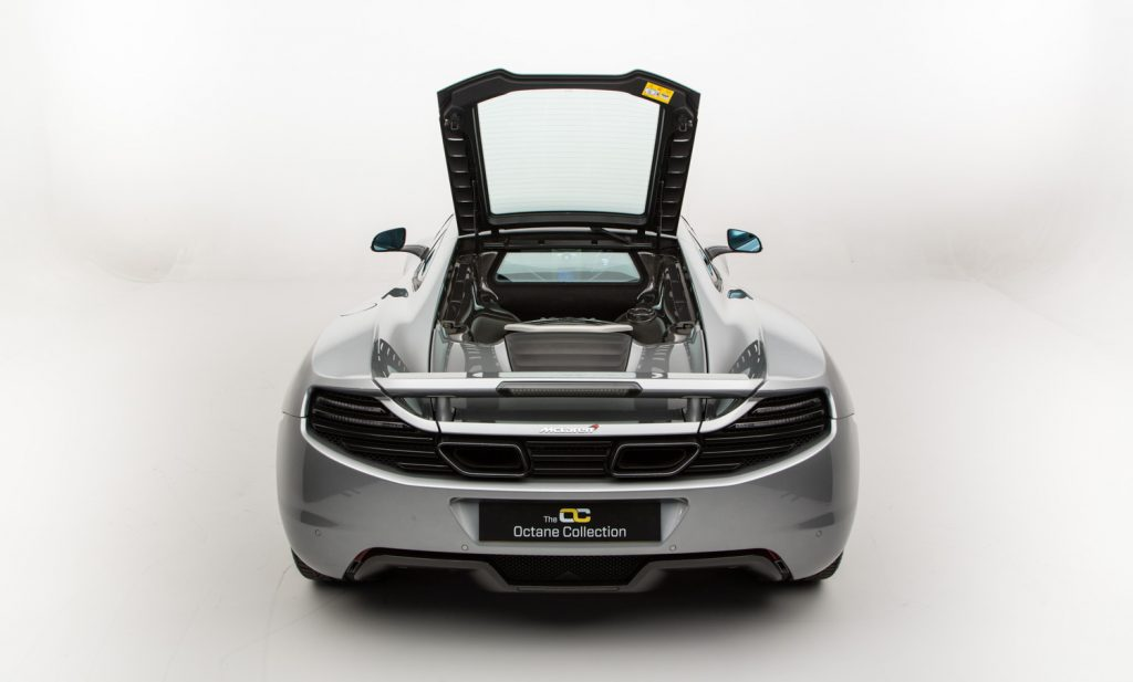 McLaren MP4-12C For Sale - Engine and Transmission 1