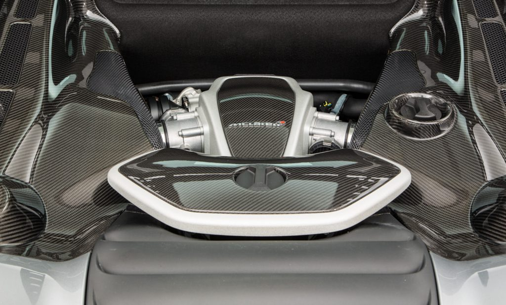 McLaren MP4-12C For Sale - Engine and Transmission 2