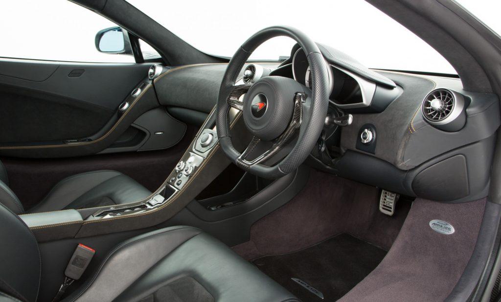 McLaren MP4-12C For Sale - Interior 2