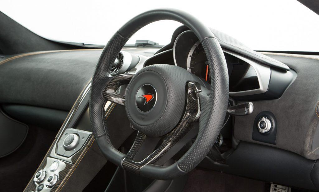 McLaren MP4-12C For Sale - Interior 3