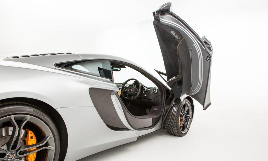 McLaren MP4-12C For Sale - Interior 1