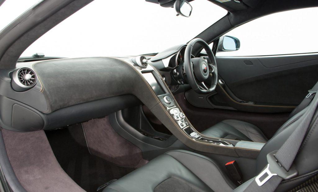 McLaren MP4-12C For Sale - Interior 5
