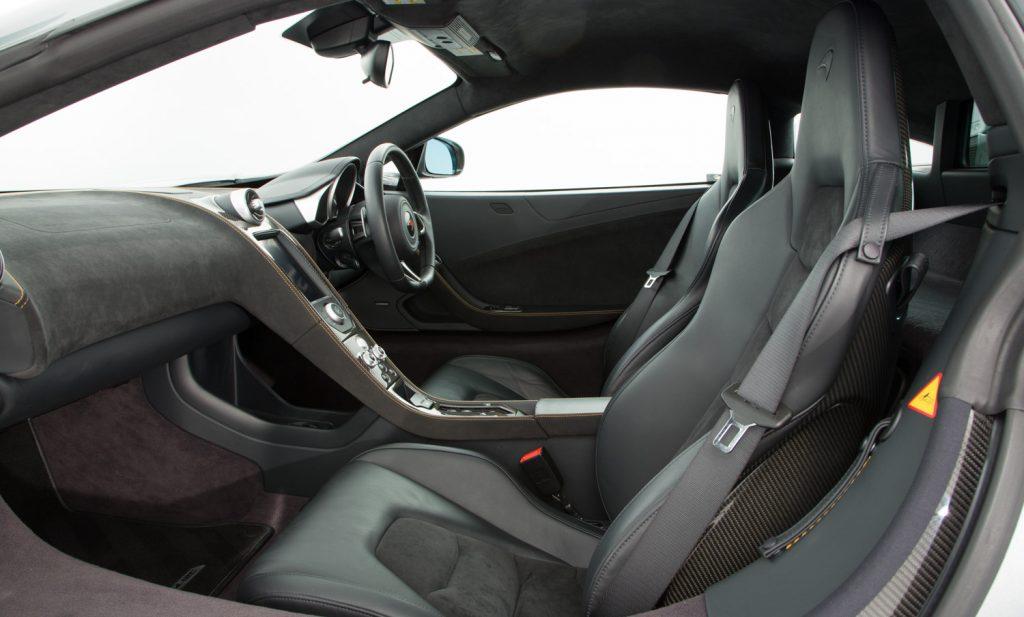 McLaren MP4-12C For Sale - Interior 4