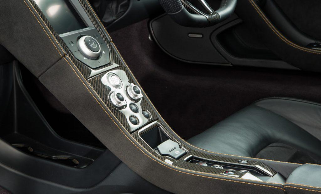 McLaren MP4-12C For Sale - Interior 6