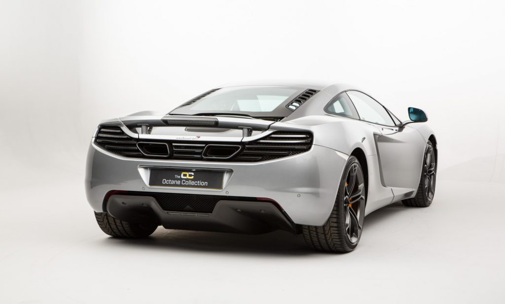 McLaren MP4-12C For Sale - Exterior 8