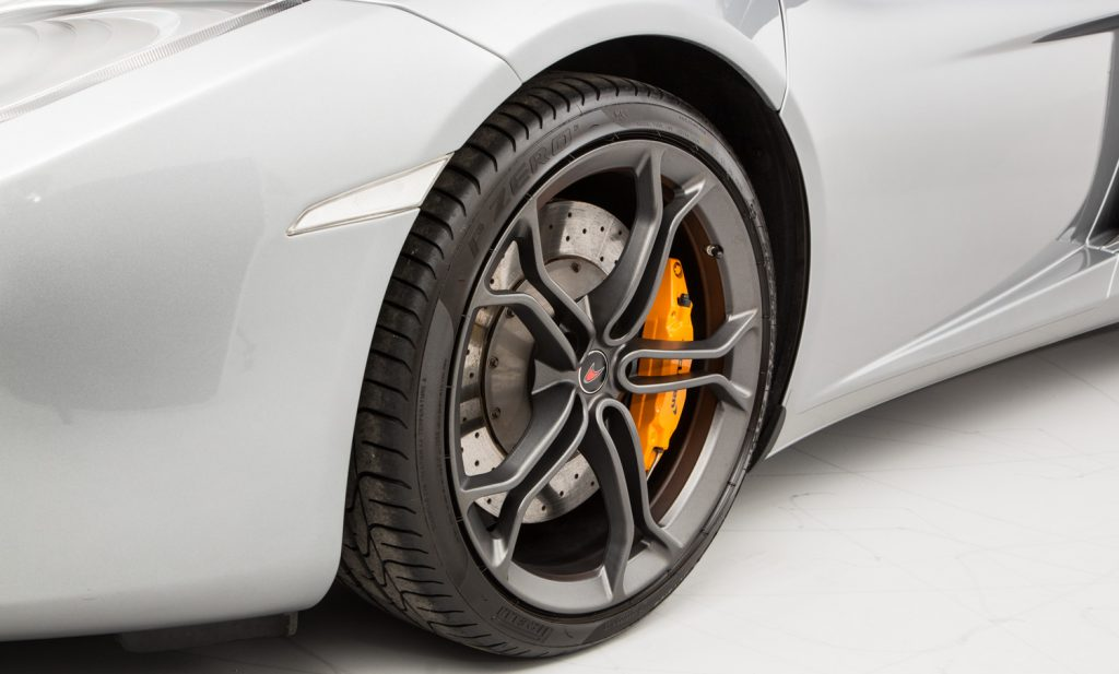 McLaren MP4-12C For Sale - Wheels, Brakes and Tyres 4