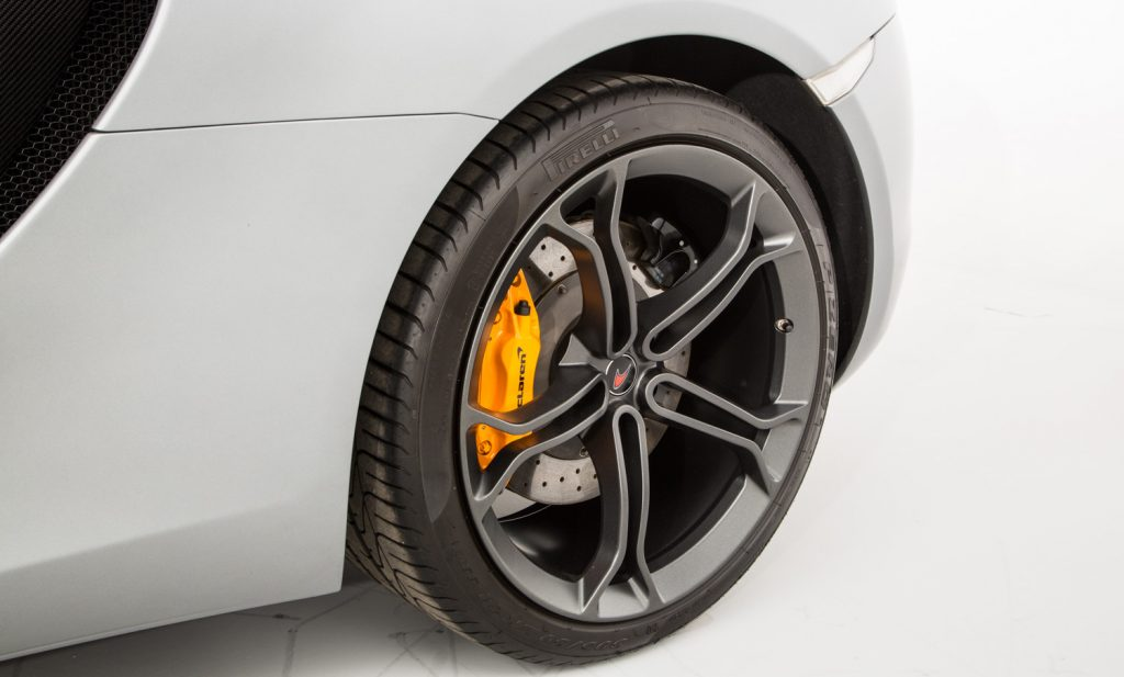McLaren MP4-12C For Sale - Wheels, Brakes and Tyres 3