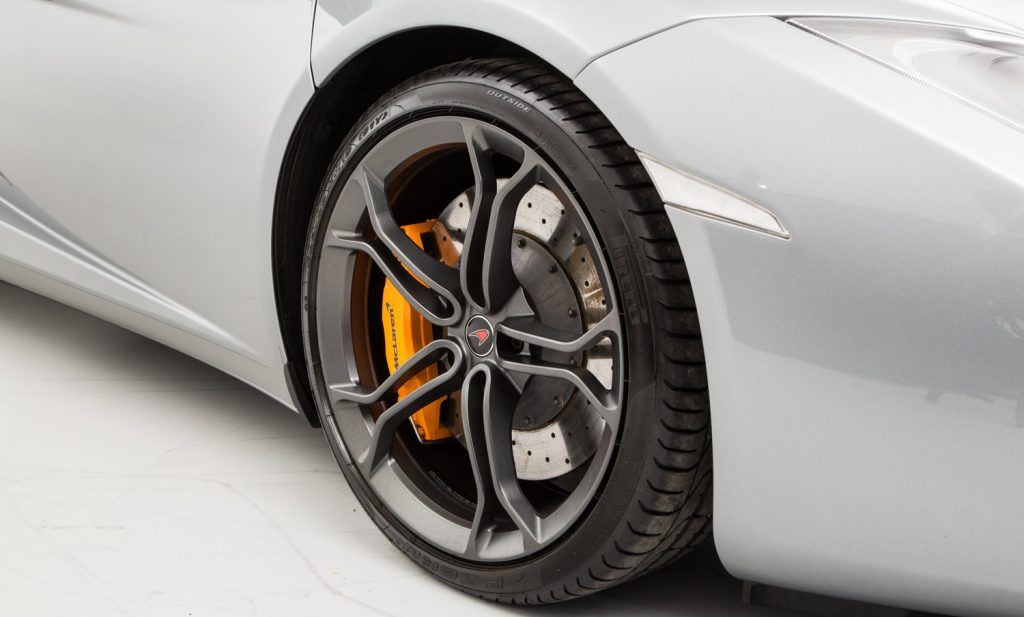 McLaren MP4-12C For Sale - Wheels, Brakes and Tyres 1