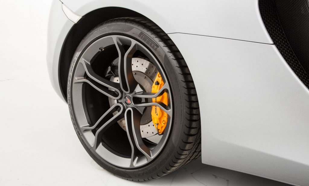 McLaren MP4-12C For Sale - Wheels, Brakes and Tyres 2