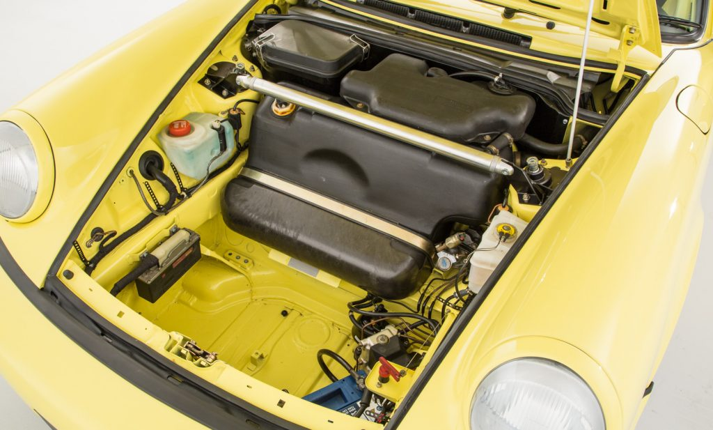 Porsche 964 Carrera Cup For Sale - Interior 9