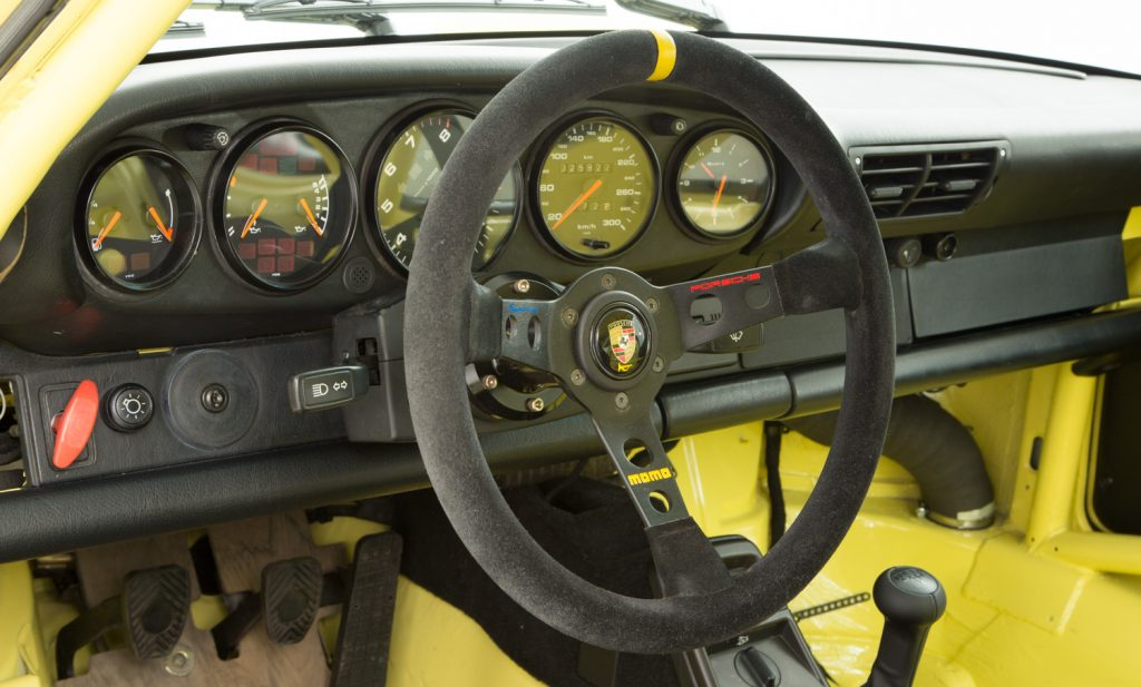 Porsche 964 Carrera Cup For Sale - Interior 3