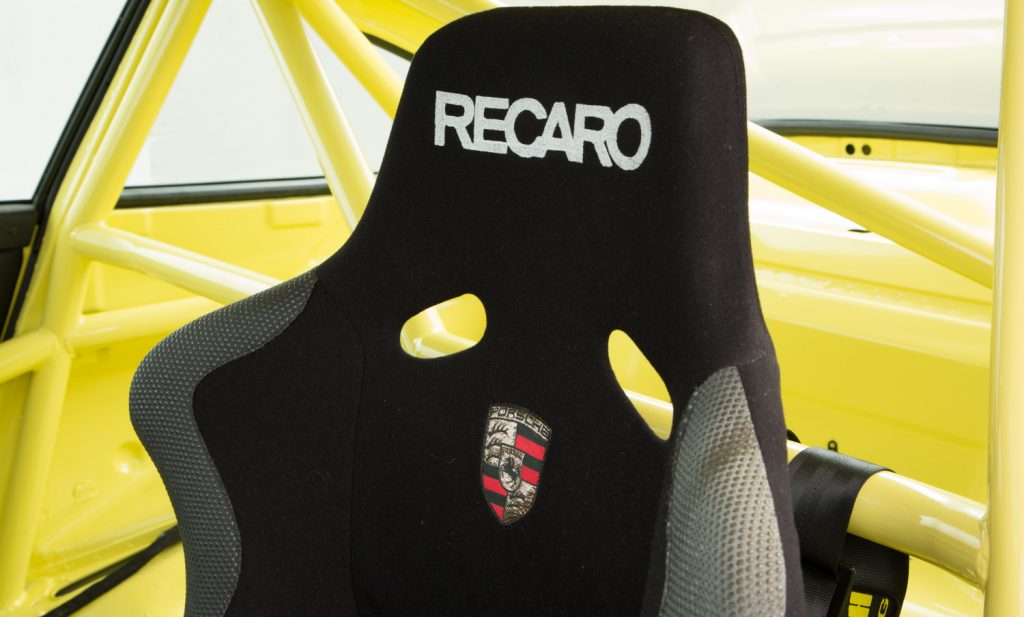 Porsche 964 Carrera Cup For Sale - Interior 7