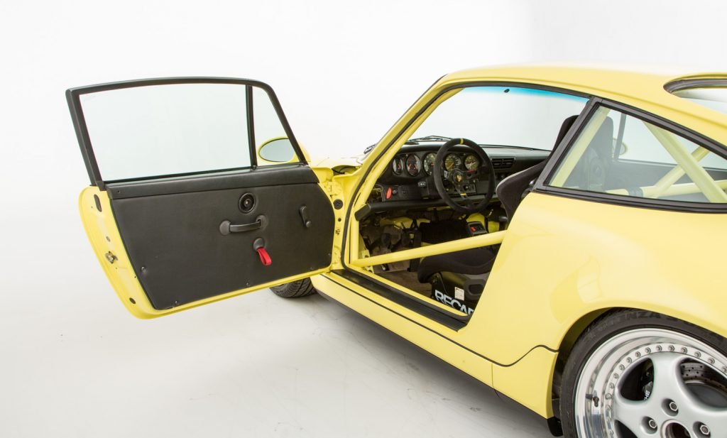 Porsche 964 Carrera Cup For Sale - Interior 1