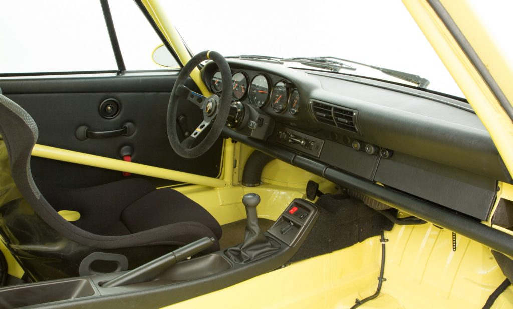 Porsche 964 Carrera Cup For Sale - Interior 4