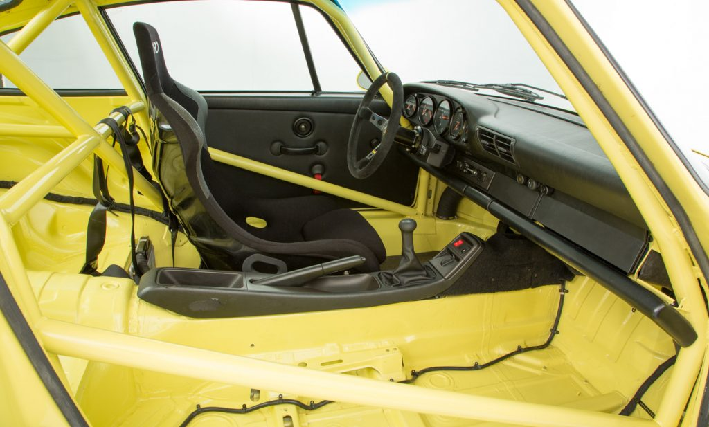 Porsche 964 Carrera Cup For Sale - Interior 5