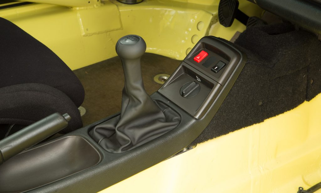 Porsche 964 Carrera Cup For Sale - Interior 6